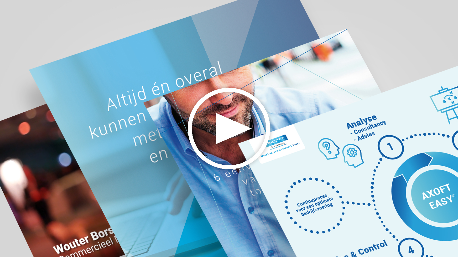 Axoft it telecom marketing communicatie rotterdam
